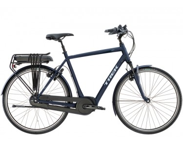 Trek Lm3+ Men, Matte Deep Dark Blue