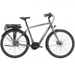 Trek Um4+ Men's, Anthracite
