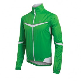 Pearl Izumi Elite Barrier Jacket Fairway-white L