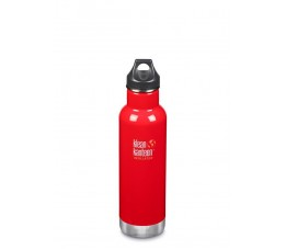 Klean Kanteen Bidon 592 Ml Classis Insulated Mineral Red