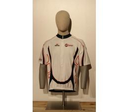 Jan Brinkman Shirt Met Korte Mouw Wit Xxxxl