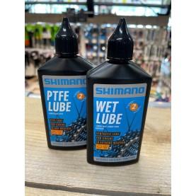 Shimano Lube Wet & Pfte 100 Ml