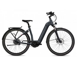 Flyer Gotour2 5.00 (500wh), Anthracite Gloss