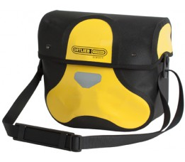 Ortlieb Stuurtas Ultimate6 Classic M F3104 Geel/zwart