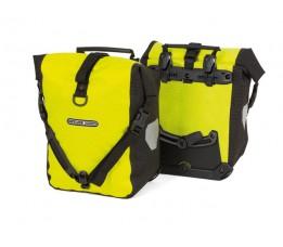 Ortlieb Tas Front/sport Roller Hivis F6151 Geel Fluo/zwart