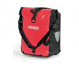 Ortlieb Tas Front/sport Roller Classic F6302 Red-black Ql2