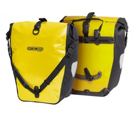 Ortlieb Tas Achter Back Roller Classic F5304 Yellow-blck Q
