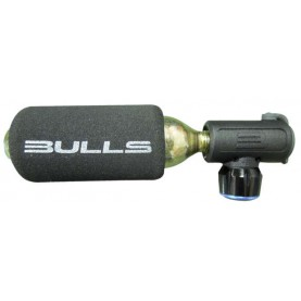 Bulls Co-pomp  Caliber Co2-pumpe Für Co 2 Patronen
