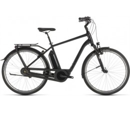 Cube 2019 Town Hybrid Exc 400 Black Edition 2019
