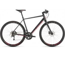 Cube Cube Sl Road Pro Iridium/red 2019, Iridium/red