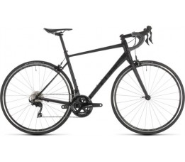 Cube 2019 Attain Sl Black Grey 2019