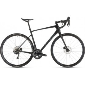 Cube Attain Gtc Sl Disc Carbon/grey 2019, Carbon/grey