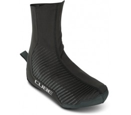 Cube Shoe Cover Aeroproof Black Xl (44-45)