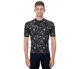 Cube Blackline Jersey Bavaria Black L
