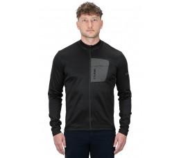 Cube Atx Jersey Full Zip L/s Black Xl