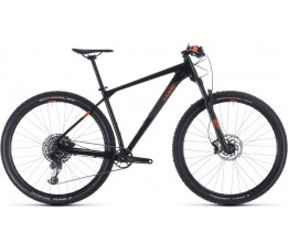 Cube Reaction Race Black/orange 2020, Black/orange