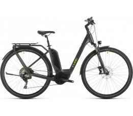 Cube 2020 Touring Hybrid Exc 500 Iridi Green 2020