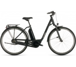 Cube Town Hybrid One 500 Iridium/black 2020, Iridium/black