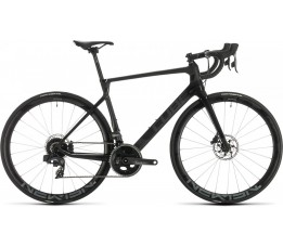 Cube Agree C:62 Slt Carbon/black 2020, Carbon/black