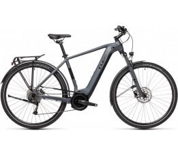 Cube 2021 Touring Hybrid One 500 Grey Black 2021