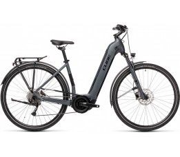 Cube Touring Hybrid One 500 Grey/black 2021, Grey/black