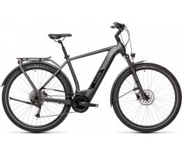 Cube Kathmandu Hybrid One 500 Iridium/black 2021, Iridium/black