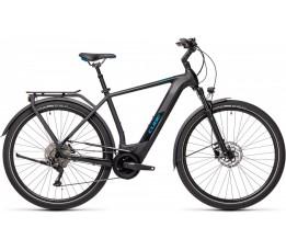 Cube 2021 Kathmandu Hybrid Pro 625 Black Blue 2021