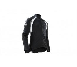 Cube Blackline Jersey L/s Black/grey/white S
