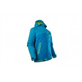 Cube After Race Softshell Jacket Blue Xxl