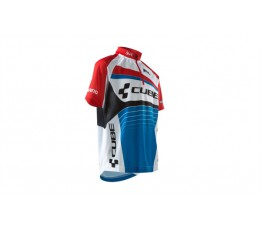 Cube Junior Teamline Jersey S/s L (134/140)