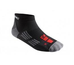 Cube 2 Paar  Socks Race Cut Blackline 36-39