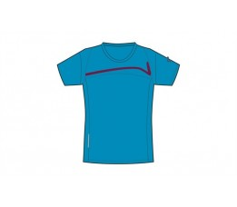 Cube Motion Wls Jersey Roundneck S/s Blue M (38)