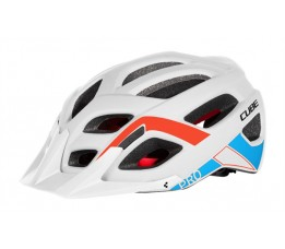 Cube Helmet Pro Teamline White L (58-61)