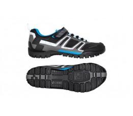 Cube Shoes All Mountain Blk/white/grey/blue Eu 44