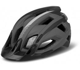 Cube Helmet Quest Black L (57-62)