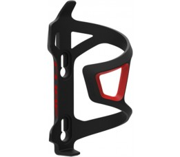 Cube Bottle Cage Hpp Left -hand Sidecage Black/red
