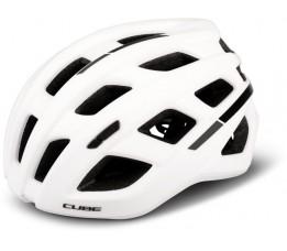 Cube Helmet Road Race White S (49-55)