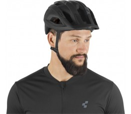 Cube Helmet Pathos Black/grey L (57-62)