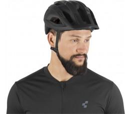 Cube Helmet Pathos Black/grey Xl (59-64)