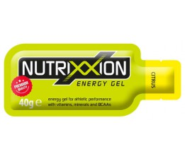 Nutrixxion Gel  Energy Gel Citrus 44 G