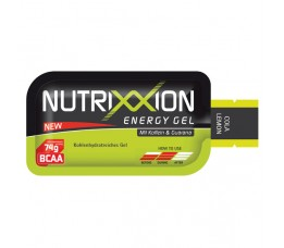 Nutrixxion Gel  Energy Gel Cola Lemon 44 G