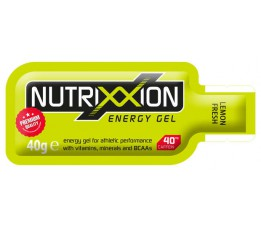 Nutrixxion Gel  Energy Gel Lemon Fresh 44 G