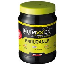 Nutrixxion Sportdrankje  Drink Endurance Lemon 700g