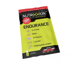 Nutrixxion Nutrix Sportdrank Rd Fruit 35g
