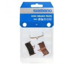 Shimano Schijfremblok  M03 Metalen Beleg