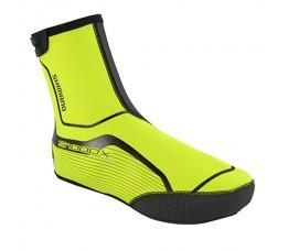 Shimano S1000x H2o Overschoen Neon Yellow L (maat 42-44)