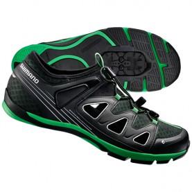 Shimano Sh-ct46lg Zwart/groen 45