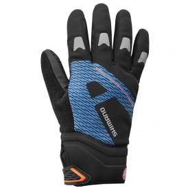 Shimano Shimano Handschoenen Windst. Blauw Xxl (r) Refl.