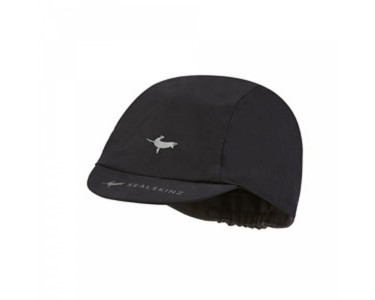 Sealskinz Ss Waterproof Cycling Cap-black-lxl