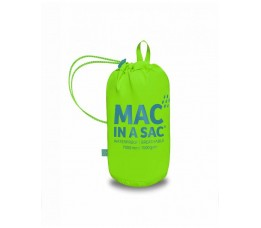 Mac In A Sac Regenjack Mias Neon Green  Xs